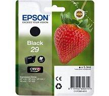 Cartouche d'encre Epson  T2981 série Fraise noire