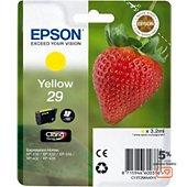 Cartouche d'encre Epson T2984 Jaune Série Fraise