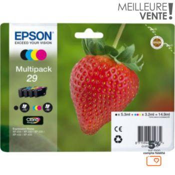 Epson T2986 (N/C/M/J) Série Fraise