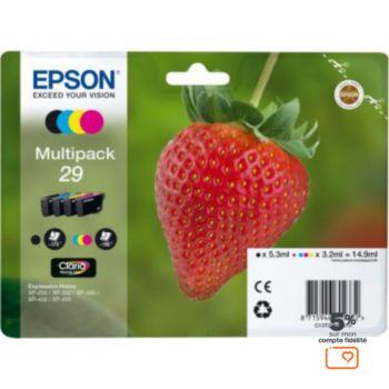 Epson T2986 série Fraise (CMJ N)