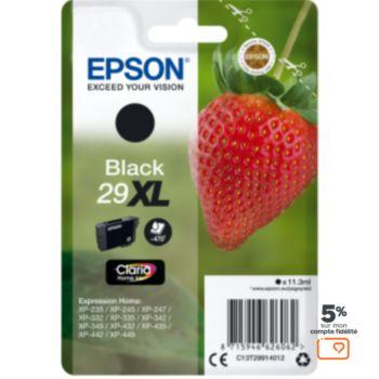 Epson T2991 Noire XL Série Fraise