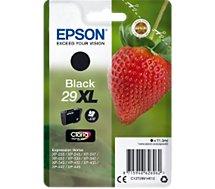 Cartouche d'encre Epson T2991 Noire XL Série Fraise