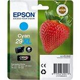 Cartouche d'encre Epson  T2992 Cyan XL Série Fraise