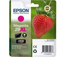 Cartouche d'encre Epson  T2993 Magenta XL Série Fraise