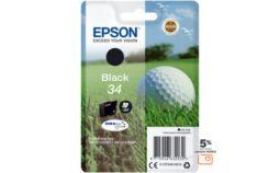 Cartouche d'encre Epson T3461 Noire Série Balle de golf