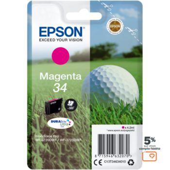 Epson T3463 Magenta Série Balle de golf