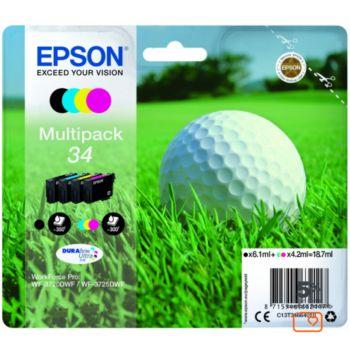 Epson T3466 (N/C/M/J) Série Balle de golf
