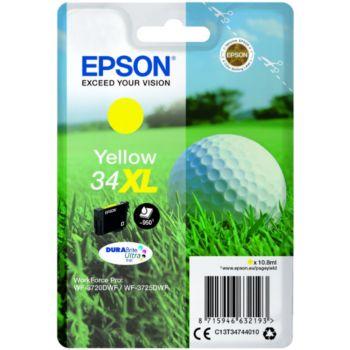 Epson T347 Jaune XL Série Balle de golf