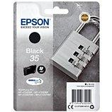 Cartouche d'encre Epson  T3581 Noire Série Cadenas