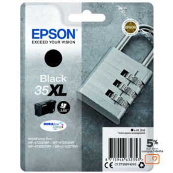 Epson T3591 Noire XL Série Cadenas