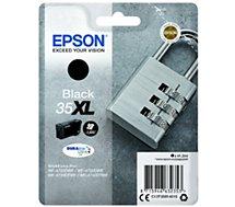 Cartouche d'encre Epson  T3591 Noire XL Série Cadenas
