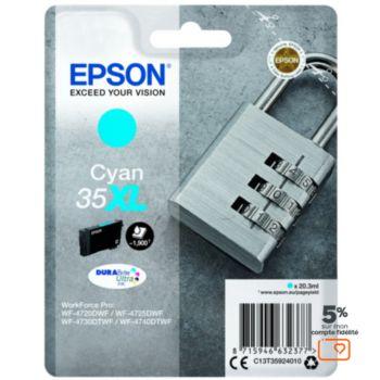 Epson T3592 Cyan XL Série Cadenas