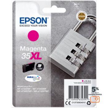 Epson T3593 Magenta XL Série Cadenas