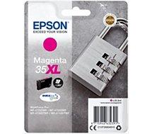 Cartouche d'encre Epson  T3593 Magenta XL Série Cadenas
