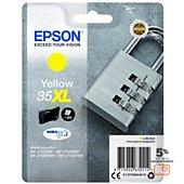 Cartouche d'encre Epson T3594 Jaune XL Série Cadenas