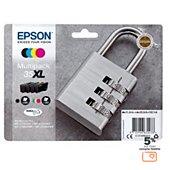 Cartouche d'encre Epson T3596 N/C/M/J XL Série Cadenas