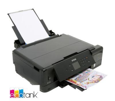 Imprimante jet d'encre Epson EcoTank ET-7750