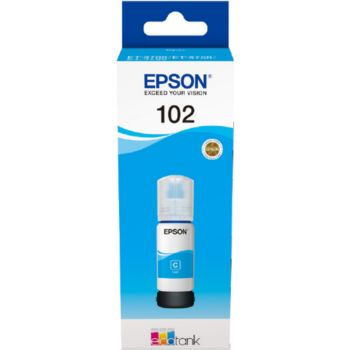 Epson Ecotank Bouteille 102 Cyan