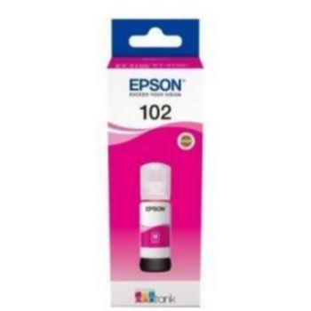 Epson Ecotank Bouteille 102 Magenta