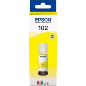 Epson Ecotank Bouteille 102 Jaune