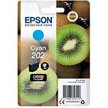 Cartouche d'encre Epson  202 Cyan Série Kiwi