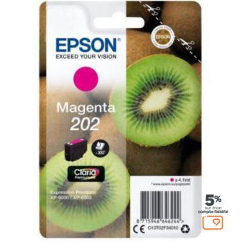 Epson 202 Magenta Série Kiwi