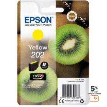 Epson 202 Jaune Série Kiwi