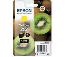 Cartouche d'encre Epson  202 Jaune Série Kiwi