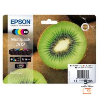 Epson 202 série Kiwi (N/NP C/M/J)