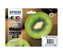 Cartouche d'encre Epson  202 (N/NP/C/M/J) Série Kiwi