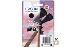 Cartouche d'encre Epson 502 Noir Série Jumelles