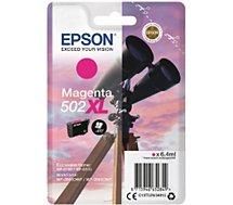 Cartouche d'encre Epson 502 Magenta XL Série Jumelles