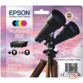 Epson 502 (N/C/M/J) Série Jumelles