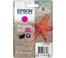 Cartouche d'encre Epson  603XL Magenta Etoile de mer