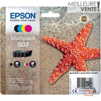 Epson 603 Etoile de Mer (CMJ N)
