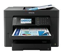 Imprimante jet d'encre Epson  WorkForce WF-7840DTWF