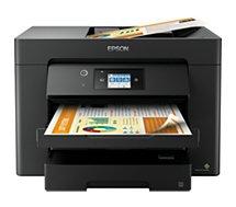 Imprimante jet d'encre Epson  WorkForce WF-7835DTWF