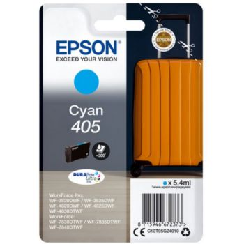 Epson 405 Valise Cyan