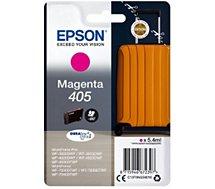 Cartouche d'encre Epson  405 Valise Magenta