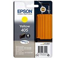 Cartouche d'encre Epson  405 Valise Jaune