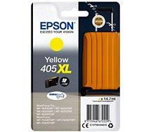 Cartouche d'encre Epson  405 XL Valise Jaune