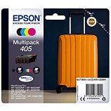 Cartouche d'encre Epson  Pack 405 Valise 4 couleurs