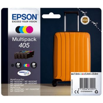 Epson Pack 405 Valise 4 couleurs