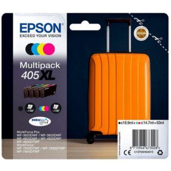 Epson Pack XL 405 Valise 4 couleurs