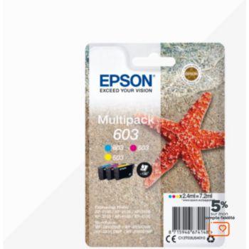 Epson 603 (CMJ) Etoile de Mer