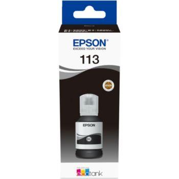 Epson Ecotank Bouteille 113 noire 127 ml