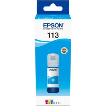Epson Ecotank Bouteille 113 Cyan 70 ml