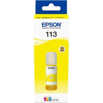 Epson Ecotank Bouteille 113 Jaune 70 ml