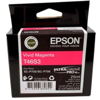 Epson T46S3 Vivid Magenta
