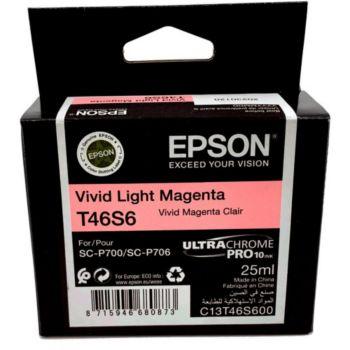 Epson T46S6 Vivid Light Magenta